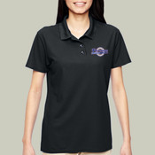 Achieving-Believing - G458L - Gildan Ladies' Performance® 5.6 oz. Double Piqué Polo