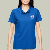 Ladies' Embroidered Polos